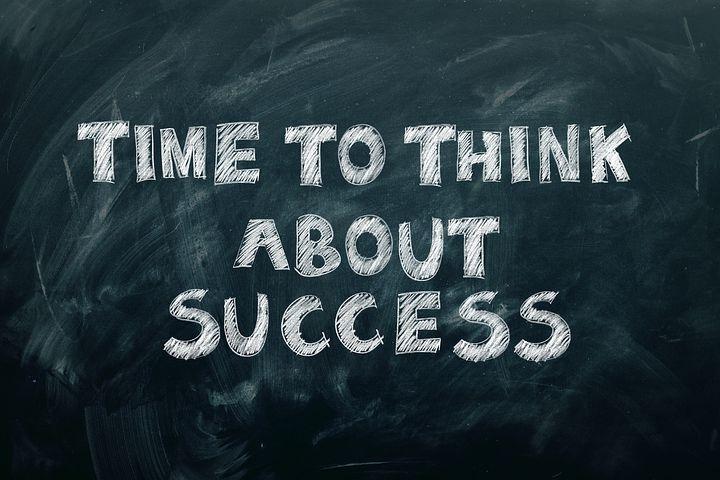 Pour atteindre le succès il faut se préparer et être persévérant