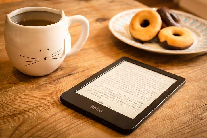 Les ebooks revendables se lisent partout même pendant le petit déjeuné