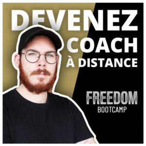 Le coach Léo Castel de Freedom Bootcamp