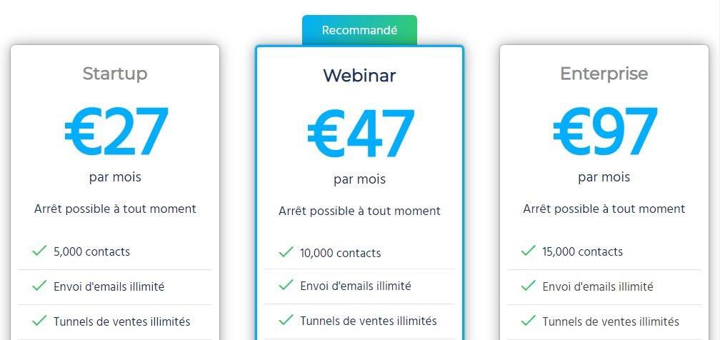 Comment gagner de l'argent avec 1TPE en utilisant Systèmeio comme outil webmarketing