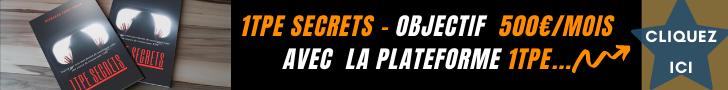 1TPE Secrets - Comment gagner de l'argent avec 1TPE